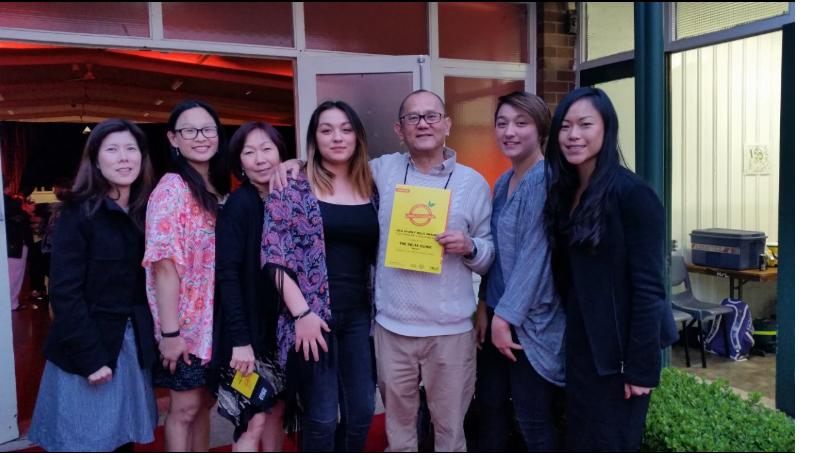 Delta Clinic, a Finalist! Orange Blossom Festival